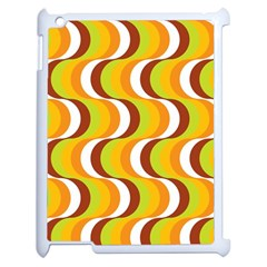 Retro Apple Ipad 2 Case (white)