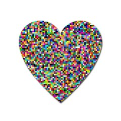 Color Magnet (Heart)