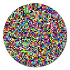 Color Magnet 5  (Round)