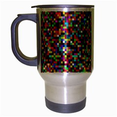 Color Travel Mug (Silver Gray)