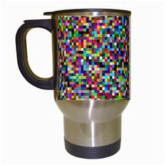 Color Travel Mug (White)