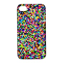Color Apple iPhone 4/4S Hardshell Case with Stand