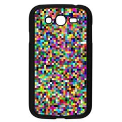 Color Samsung Galaxy Grand DUOS I9082 Case (Black)