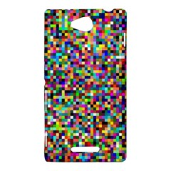 Color Sony Xperia C (S39H) Hardshell Case