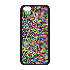 Color Apple iPhone 5C Seamless Case (Black)
