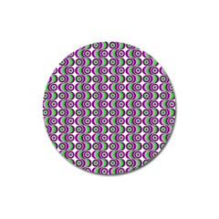 Retro Magnet 3  (Round)