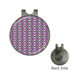 Retro Hat Clip with Golf Ball Marker