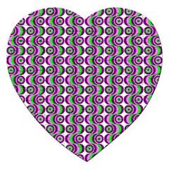 Retro Jigsaw Puzzle (Heart)