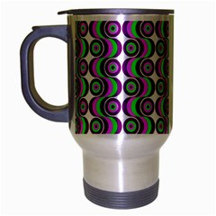 Retro Travel Mug (silver Gray)