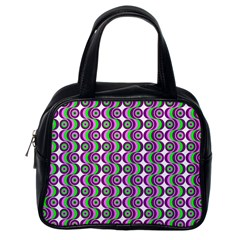 Retro Classic Handbag (one Side)