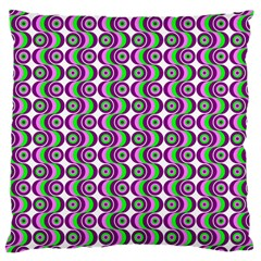 Retro Large Cushion Case (single Sided)