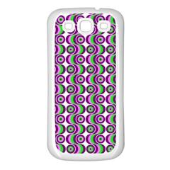 Retro Samsung Galaxy S3 Back Case (White)