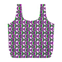 Retro Reusable Bag (L)