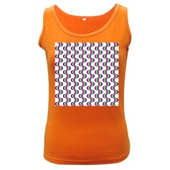 Retro Women s Tank Top (Dark Colored)