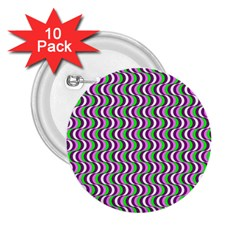 Pattern 2 25  Button (10 Pack)