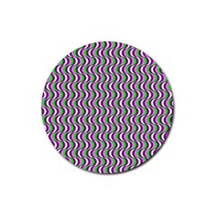 Pattern Drink Coasters 4 Pack (round)