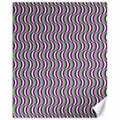 Pattern Canvas 16  X 20  (unframed)
