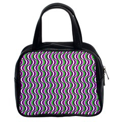 Pattern Classic Handbag (Two Sides)