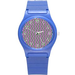 Pattern Plastic Sport Watch (small)
