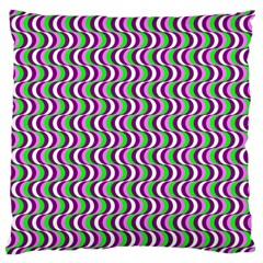 Pattern Large Cushion Case (Single Sided)