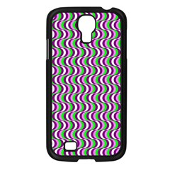 Pattern Samsung Galaxy S4 I9500/ I9505 Case (Black)