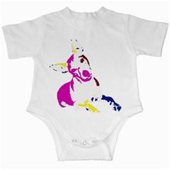 Untitled 3 Colour Infant Bodysuit