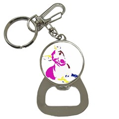 Untitled 3 Colour Bottle Opener Key Chain