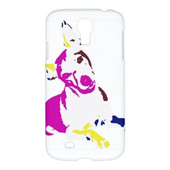 Untitled 3 Colour Samsung Galaxy S4 I9500/I9505 Hardshell Case