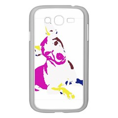 Untitled 3 Colour Samsung Galaxy Grand DUOS I9082 Case (White)