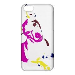Untitled 3 Colour Apple iPhone 5C Hardshell Case