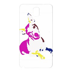 Untitled 3 Colour Samsung Galaxy Note 3 N9005 Hardshell Back Case