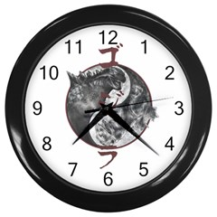 2014/1954 Wall Clock (black)