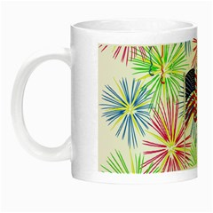 Patriot Fireworks Glow In The Dark Mug