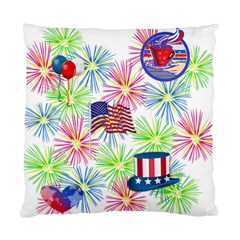 Patriot Fireworks Cushion Case (single Sided)