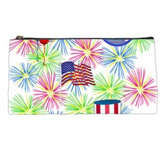 Patriot Fireworks Pencil Case