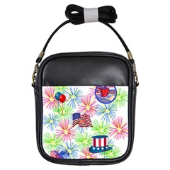 Patriot Fireworks Girl s Sling Bag