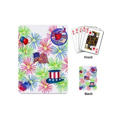 Patriot Fireworks Playing Cards (Mini)