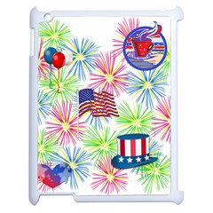 Patriot Fireworks Apple Ipad 2 Case (white)