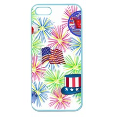 Patriot Fireworks Apple Seamless iPhone 5 Case (Color)