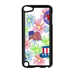 Patriot Fireworks Apple iPod Touch 5 Case (Black)