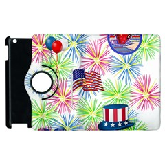 Patriot Fireworks Apple iPad 3/4 Flip 360 Case