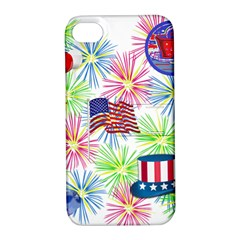 Patriot Fireworks Apple Iphone 4/4s Hardshell Case With Stand