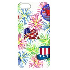 Patriot Fireworks Apple iPhone 5 Hardshell Case with Stand
