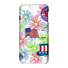 Patriot Fireworks Apple Ipod Touch 5 Hardshell Case With Stand
