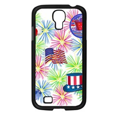 Patriot Fireworks Samsung Galaxy S4 I9500/ I9505 Case (Black)