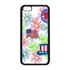 Patriot Fireworks Apple Iphone 5c Seamless Case (black)
