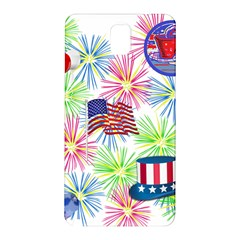 Patriot Fireworks Samsung Galaxy Note 3 N9005 Hardshell Back Case