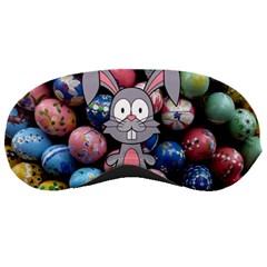 Easter Egg Bunny Treasure Sleeping Mask