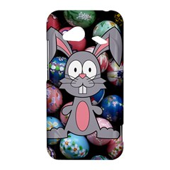 Easter Egg Bunny Treasure HTC Droid Incredible 4G LTE Hardshell Case