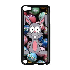 Easter Egg Bunny Treasure Apple iPod Touch 5 Case (Black)